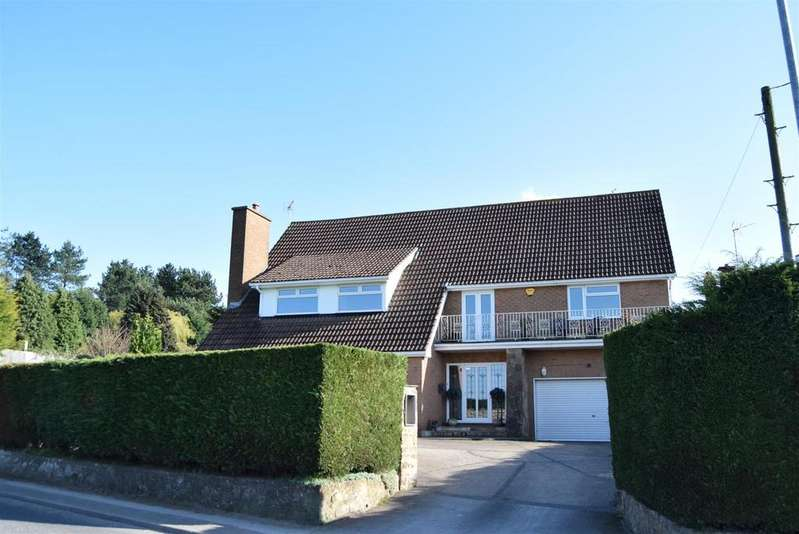 4 Bedrooms Detached House for sale in New Mill Lane, Forest Town, Mansfield