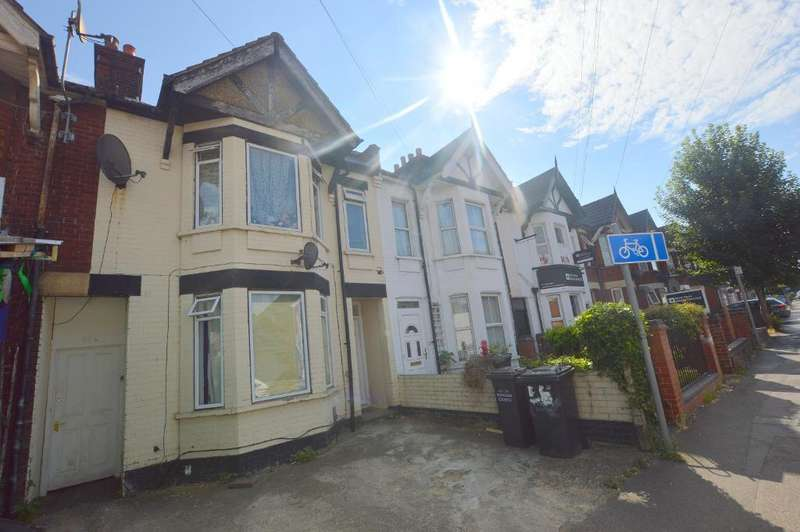 3 Bedrooms Terraced House for sale in Marsh Road, Luton, Bedfordshire, LU3 2NJ