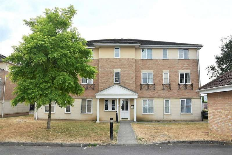 2 Bedrooms Apartment Flat for sale in Washington Court, Richmond Avenue, Thatcham, Berkshire, RG19