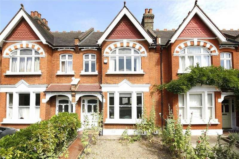 4 Bedrooms Terraced House for sale in Turney Road, Dulwich, London