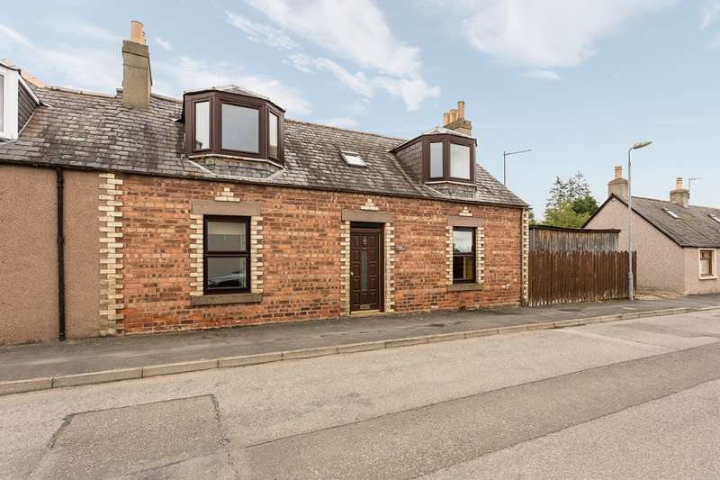 3 Bedrooms Cottage House for sale in Main Street, Luthermuir, Laurencekirk, AB30 1YR