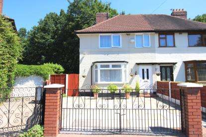 3 Bedrooms Semi Detached House for sale in Meliden Crescent, Wythenshawe, Manchester, Greater Manchester