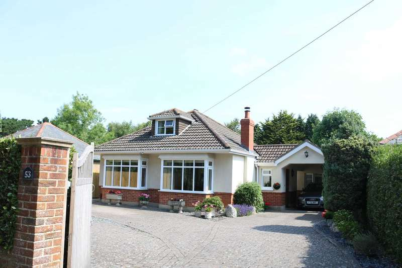 3 Bedrooms Detached House for sale in BH11 Francis Avenue, Poole