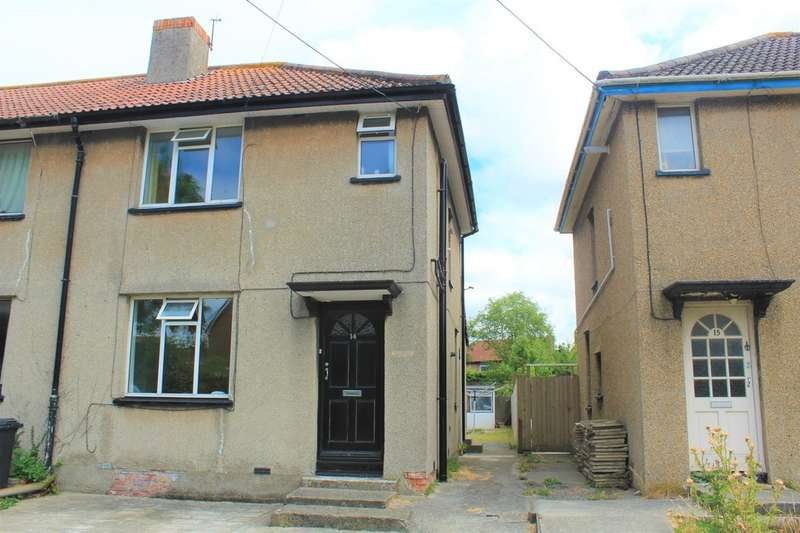 3 Bedrooms End Of Terrace House for sale in Wakedean Gardens, Yatton, Bristol
