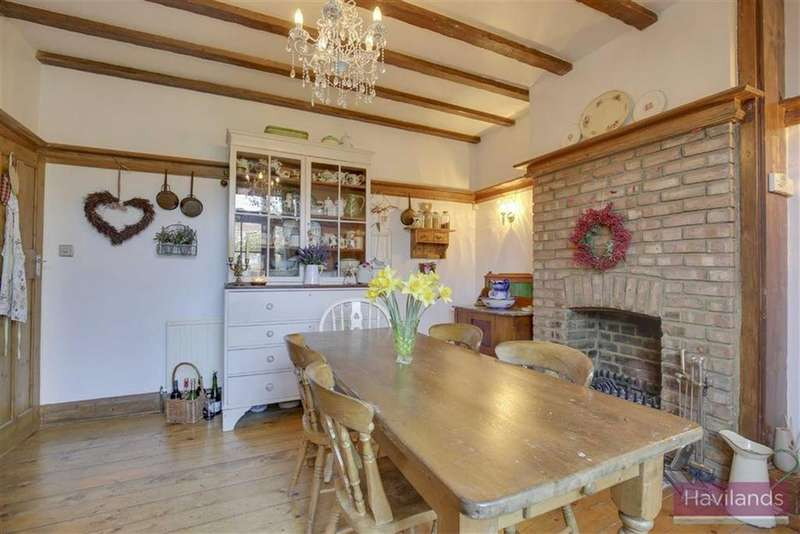 3 Bedrooms End Of Terrace House for sale in Cranwich Avenue, London