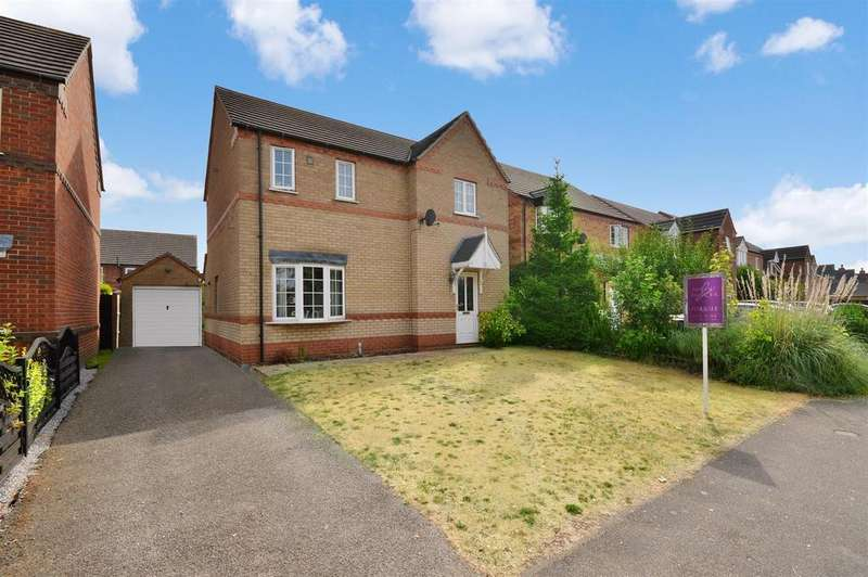 3 Bedrooms Detached House for sale in Woodfield Avenue, Lincoln