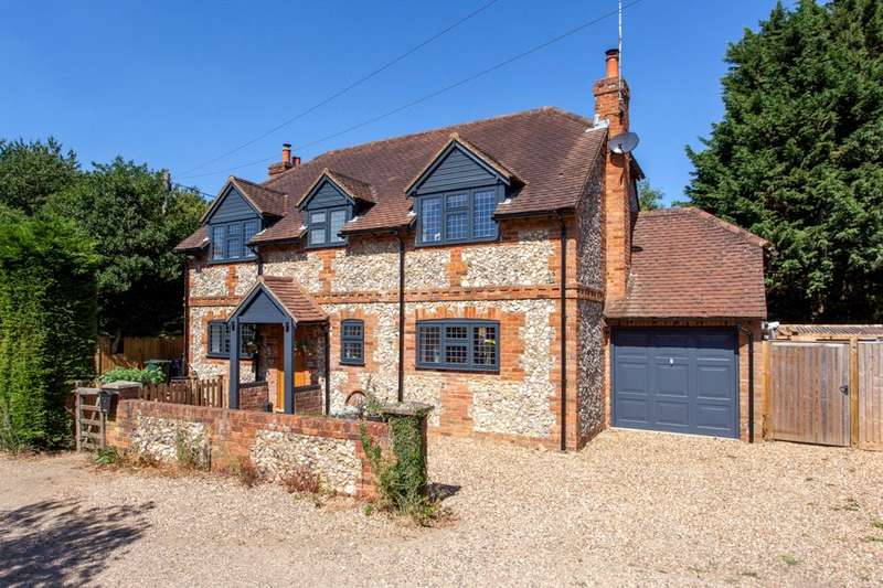 4 Bedrooms Detached House for sale in Ibstone, Ibstone, Buckinghamshire, HP14