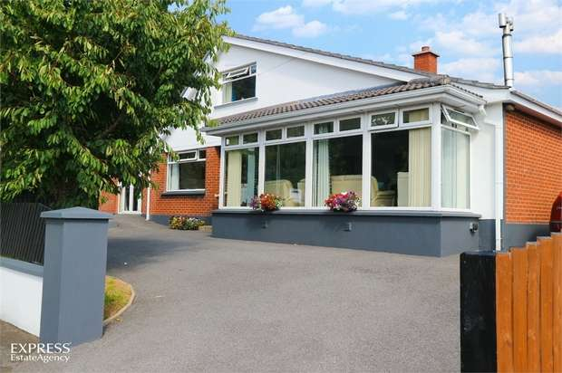 5 Bedrooms Detached House for sale in Sutton Gardens, Londonderry