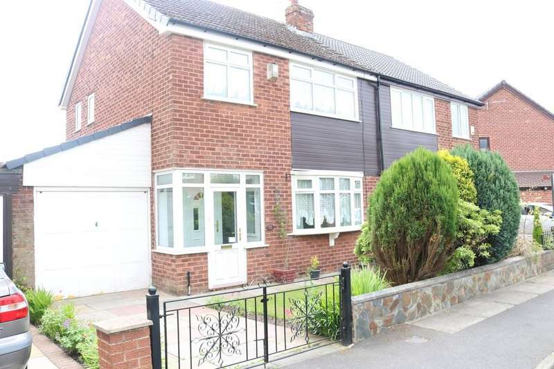 3 Bedrooms Semi Detached House for sale in Heather Ave Littlemoss
