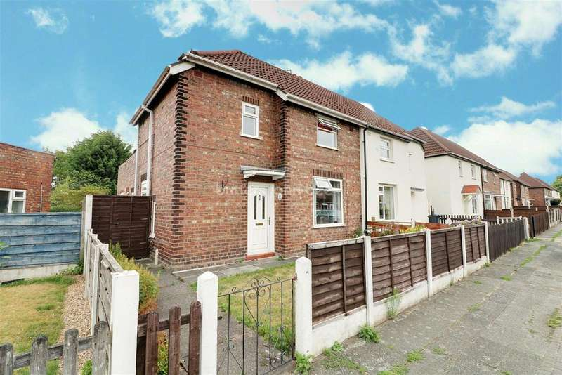 3 Bedrooms Semi Detached House for sale in Danefield Road, Northwich