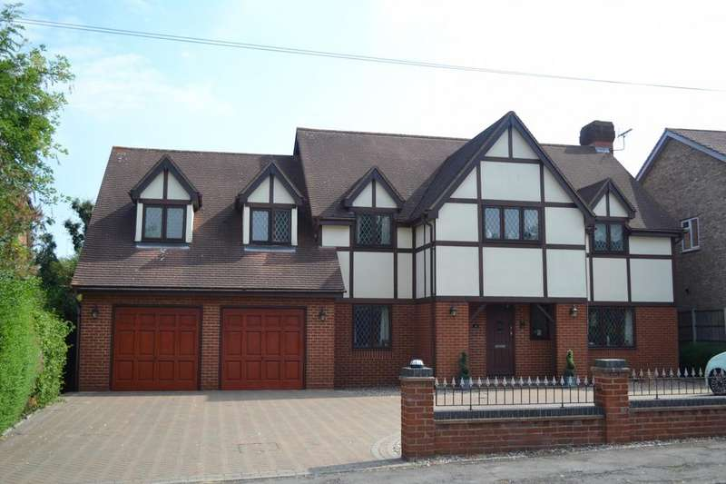 5 Bedrooms Detached House for sale in Headley Road, Billericay, Essex, CM11