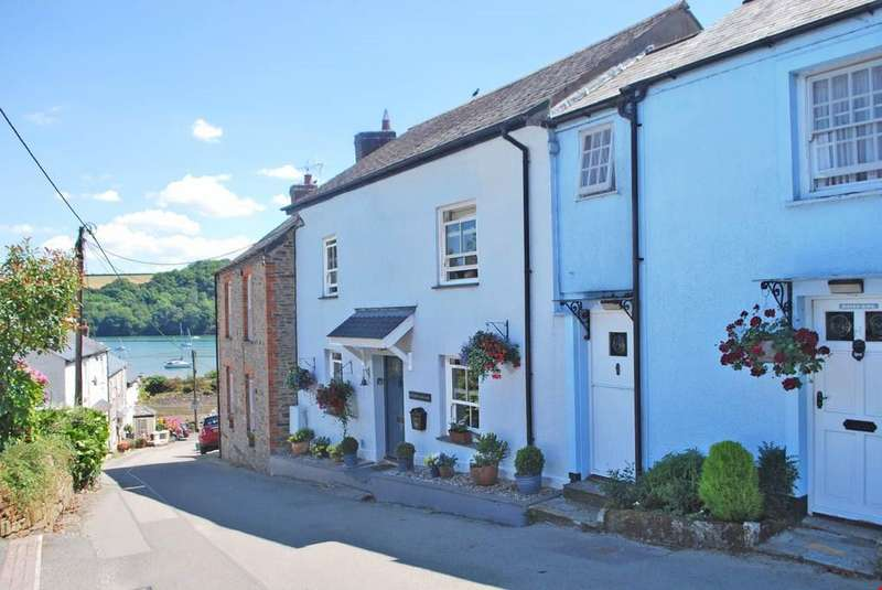 3 Bedrooms Terraced House for sale in Golant, Nr. Fowey, Cornwall, PL23
