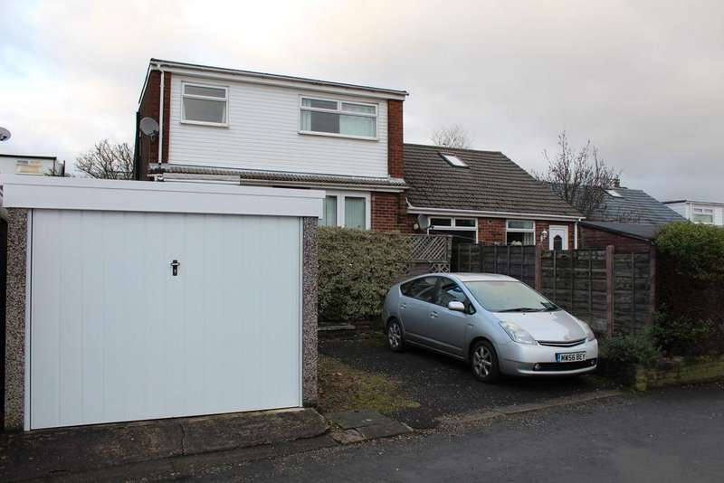 4 Bedrooms Semi Detached House for sale in Tunshill Grove, Milnrow, Rochdale