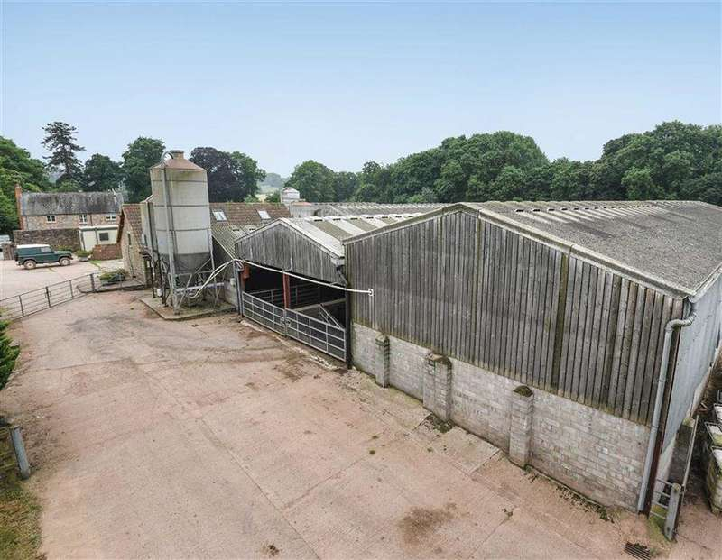 3 Bedrooms Land Commercial for sale in Greenham, Wellington, Somerset, TA21