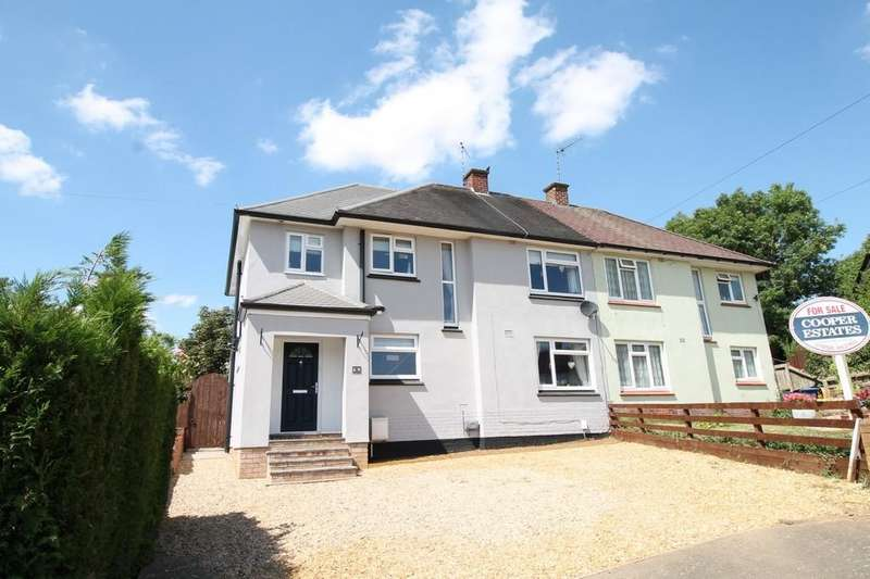 3 Bedrooms Semi Detached House for sale in Meadow Street, Market Harborough