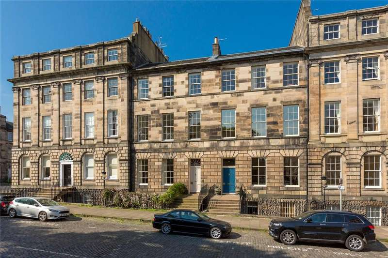 5 Bedrooms Unique Property for sale in Drummond House, 17 Drummond Place, New Town, Edinburgh, EH3