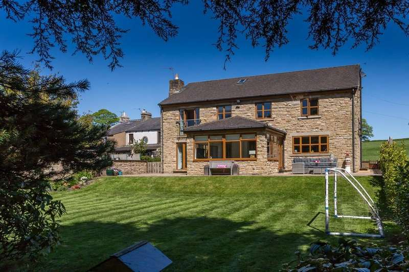 6 Bedrooms Detached House for sale in Stonegarth, Earby