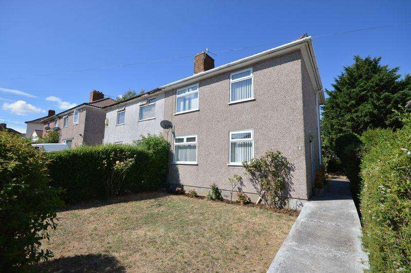 3 Bedrooms Semi Detached House for sale in Wraxall Grove, Bristol