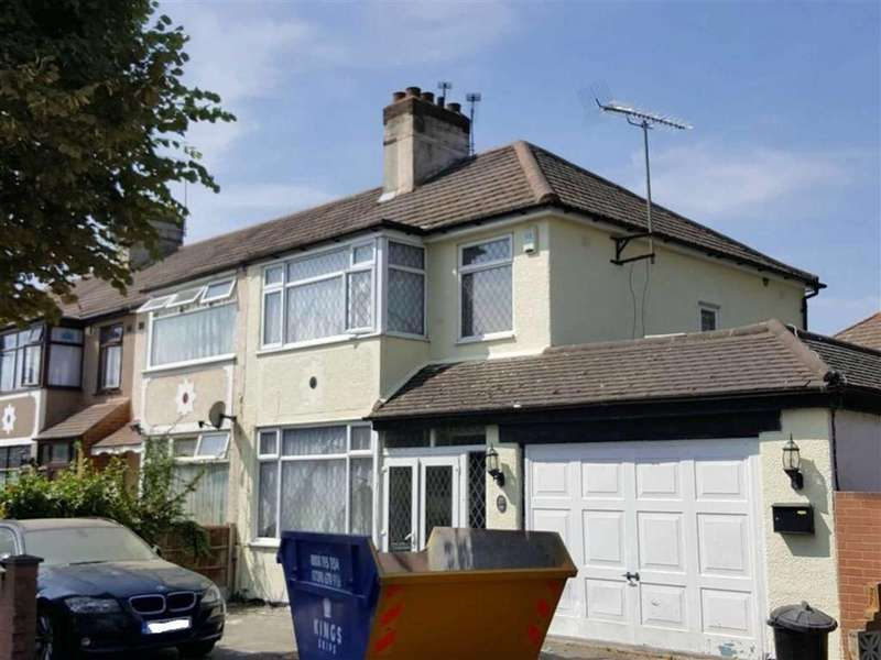3 Bedrooms End Of Terrace House for sale in Seabrook Gardens, Romford