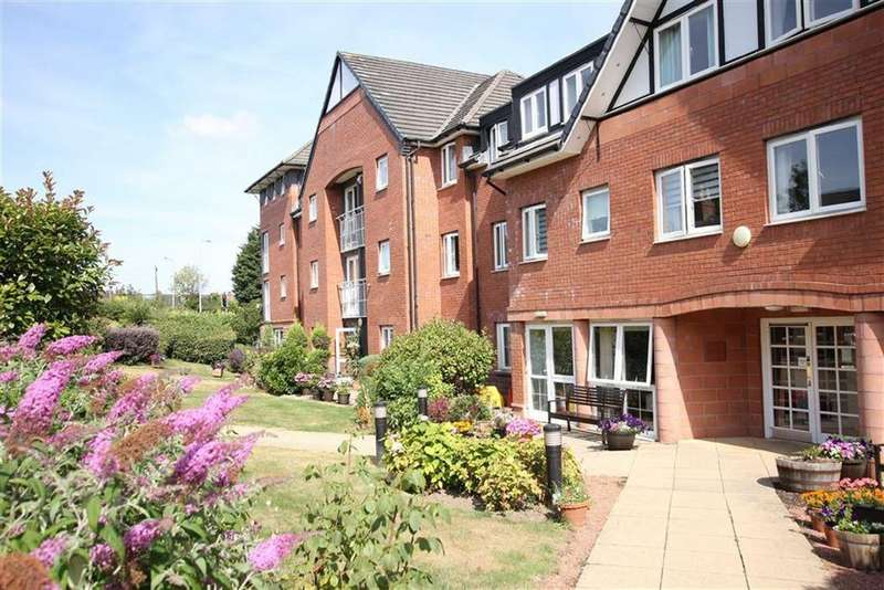 2 Bedrooms Retirement Property for sale in Arkle Court, Vicars Cross, Chester