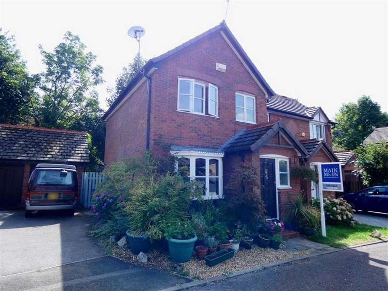 3 Bedrooms Semi Detached House for sale in Cuthbert Road, Cheadle