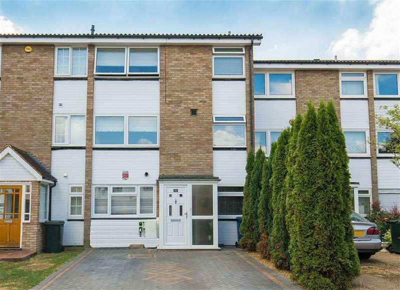 4 Bedrooms Terraced House for sale in Oxford Gardens, Whetstone, London