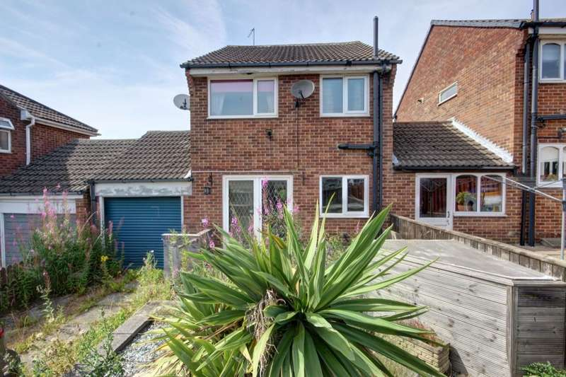 3 Bedrooms Detached House for sale in Pinedale Drive, South Hetton, Durham, DH6