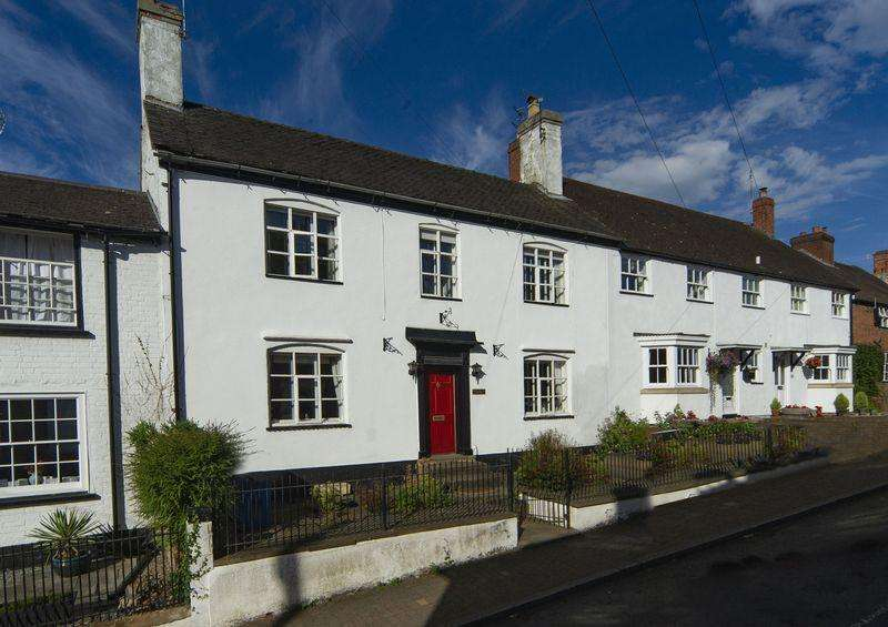 4 Bedrooms Terraced House for sale in Dean Street, Brewood, Stafford