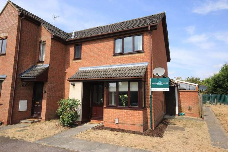 1 Bedroom Cluster House for sale in Millwright Way, Flitwick, MK45