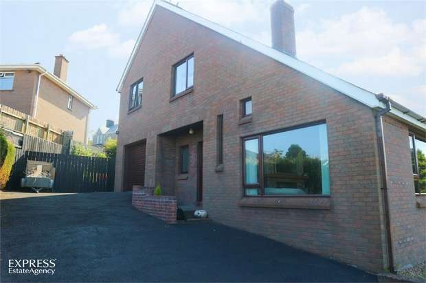 5 Bedrooms Detached House for sale in Casements View, Larne, County Antrim