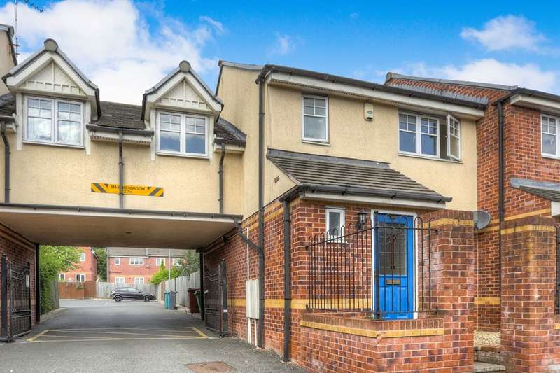3 Bedrooms Terraced House for sale in Croasdale Avenue, Fallowfield , Manchester, M14
