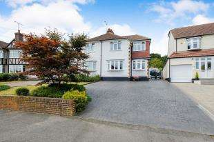 4 Bedrooms Semi Detached House for sale in Crescent Gardens, Swanley, Kent