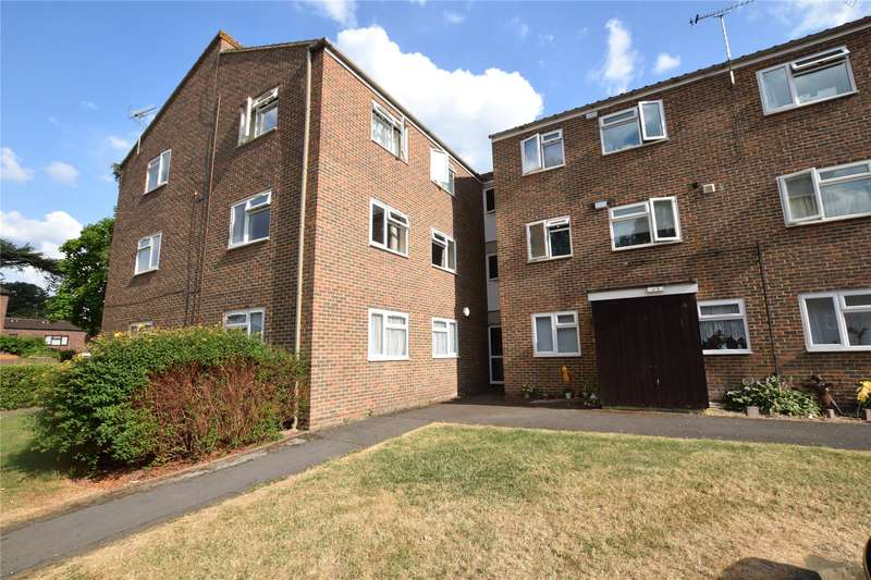 2 Bedrooms Apartment Flat for sale in Liscombe, Bracknell, Berkshire, RG12