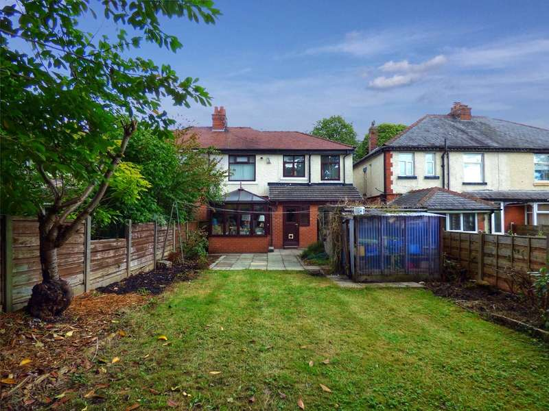 4 Bedrooms Semi Detached House for sale in Coronation Avenue, Heywood, Greater Manchester, OL10