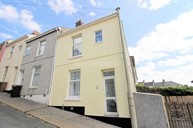 3 Bedrooms End Of Terrace House for sale in Adelaide Street, Ford, PL2 1PR