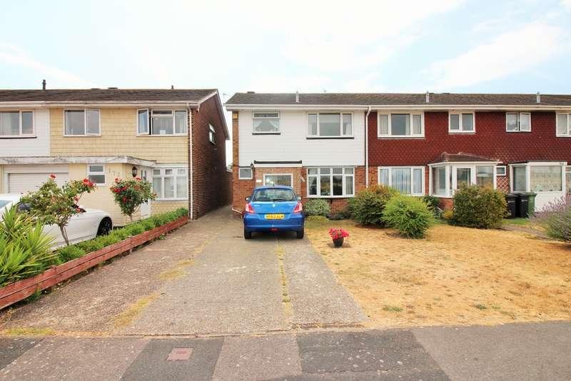 3 Bedrooms End Of Terrace House for sale in Moorings Way, Southsea