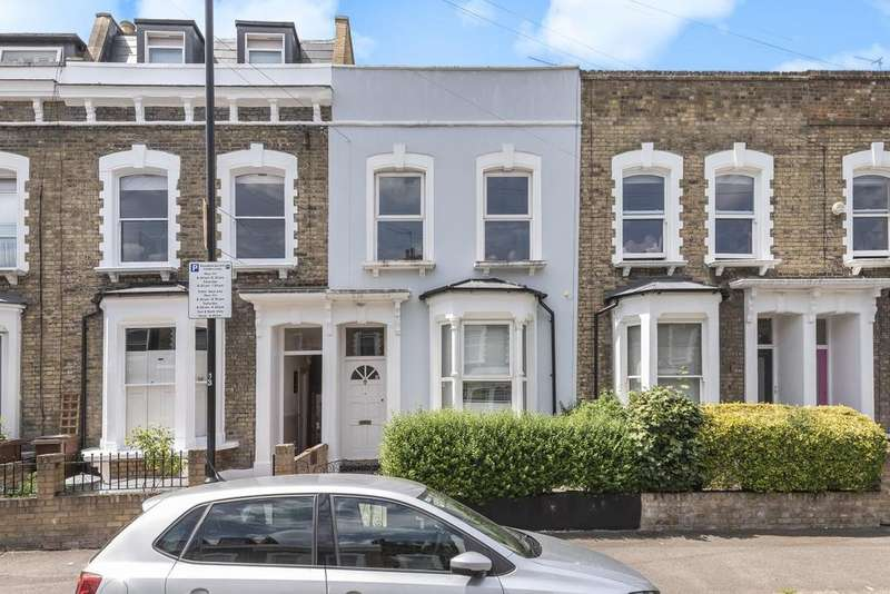 3 Bedrooms Terraced House for sale in Winston Road, Stoke Newington
