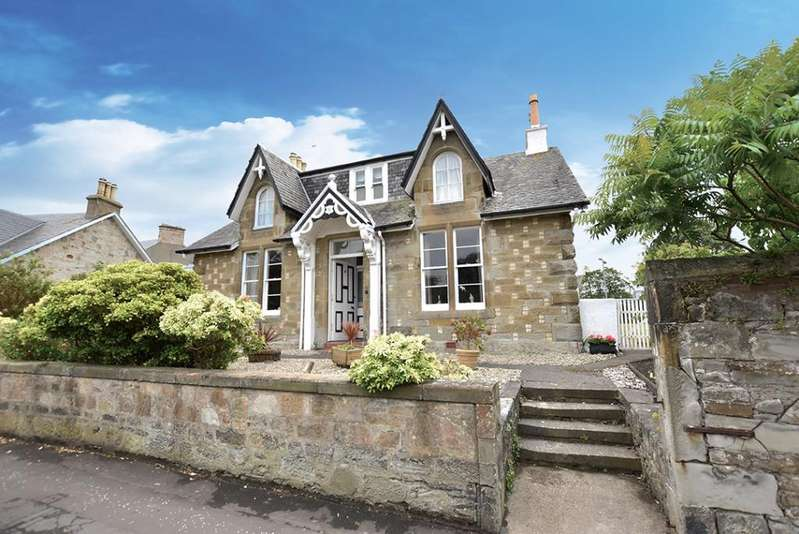 3 Bedrooms Detached Villa House for sale in 5 Bruce Crescent, Ayr, KA7 1JH