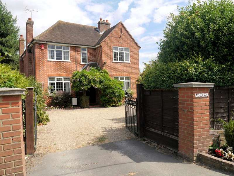 4 Bedrooms Detached House for sale in Warfield Street, Warfield RG42