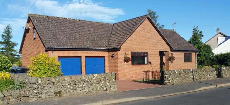 4 Bedrooms Detached House for sale in 210 Devonside Road, Carmichael, Lanark ML12