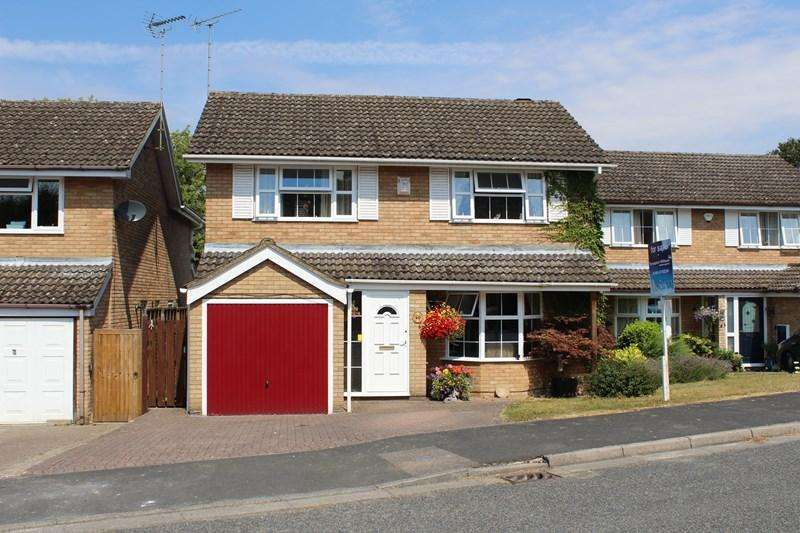 4 Bedrooms Detached House for sale in Sunnycroft, Downley, High Wycombe