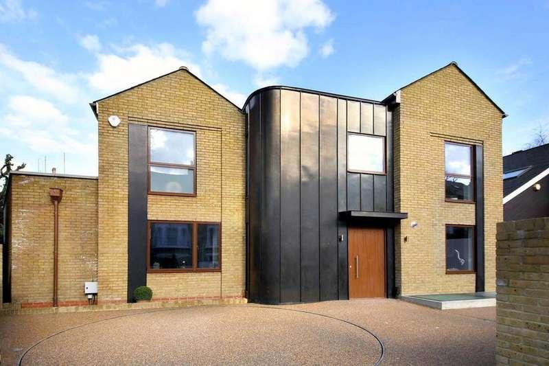 4 Bedrooms Detached House for sale in Bishops Road, Highgate, London, N6