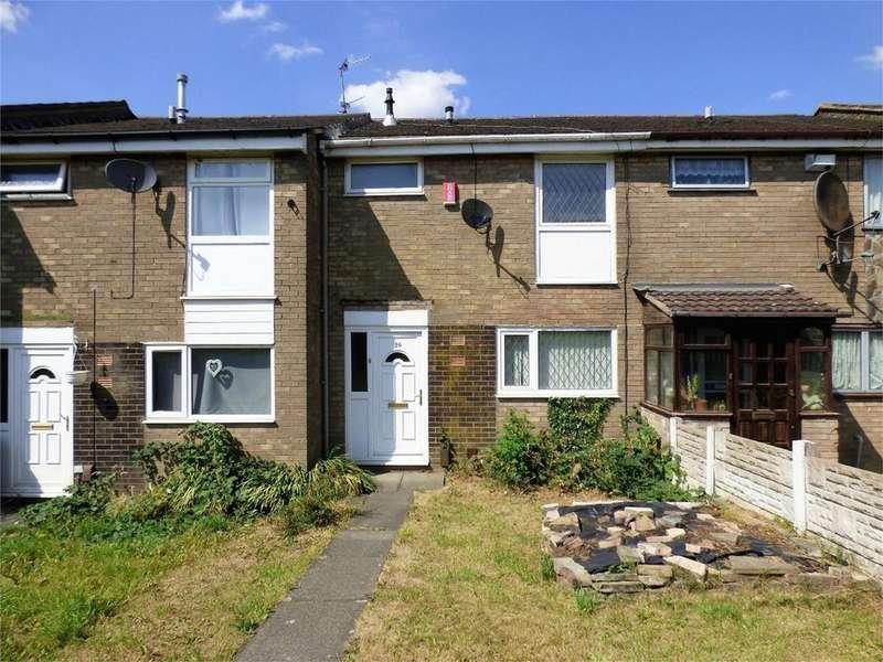 3 Bedrooms Town House for sale in Hillside Walk, BLACKBURN, Lancashire