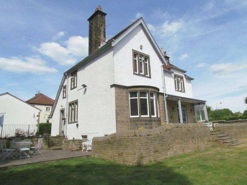 5 Bedrooms Detached House for sale in Park Drive, Bingley