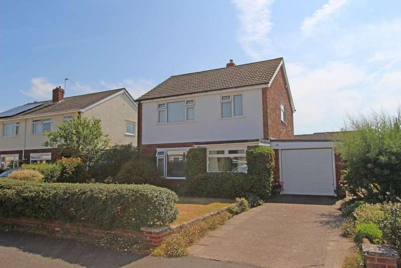3 Bedrooms Detached House for sale in Court Drive, Cullompton, EX15
