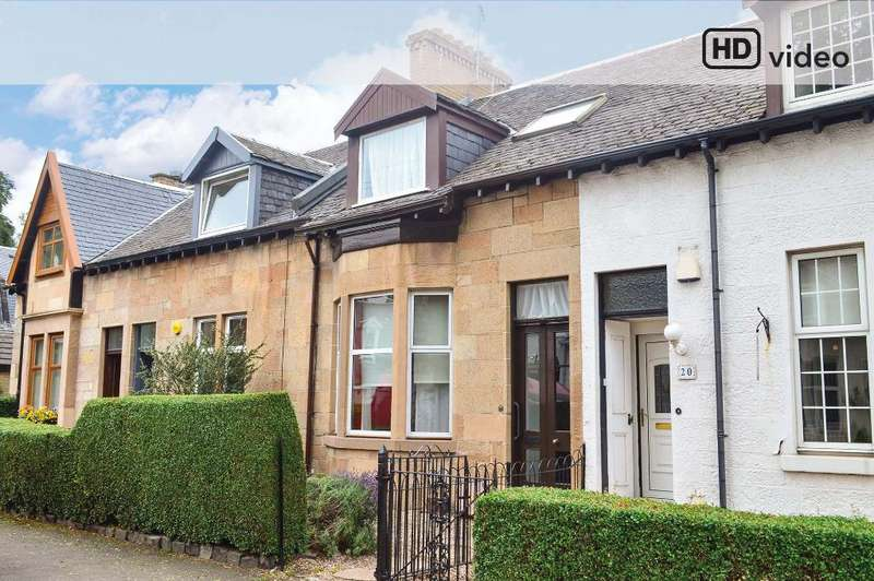 3 Bedrooms Terraced House for sale in Elm Street, Scotstoun, Glasgow, G14 9PX