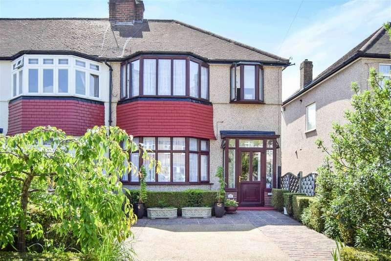 3 Bedrooms House for sale in Leamington Avenue, Morden