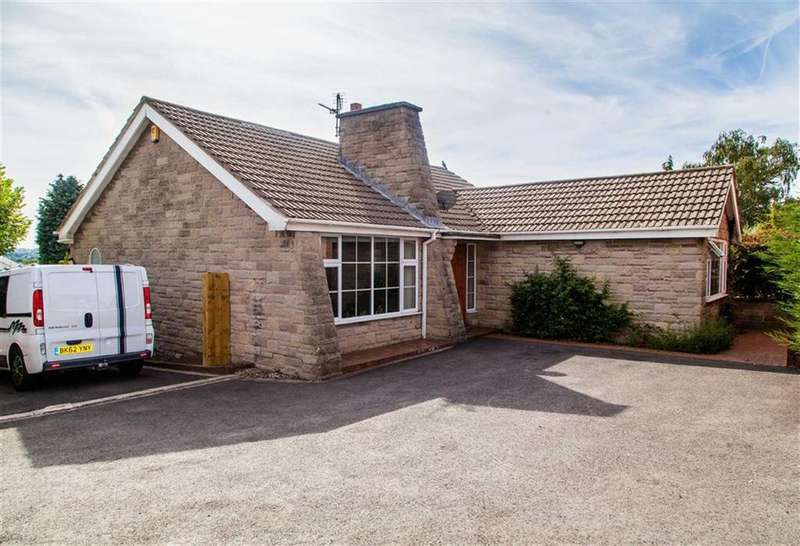 3 Bedrooms Detached Bungalow for sale in Main Road, Stretton, Alfreton, Derbyshire, DE55