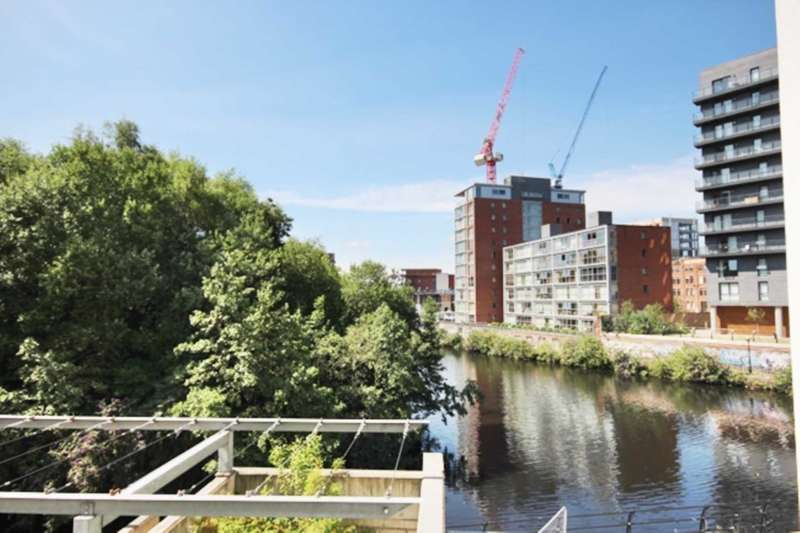 2 Bedrooms Apartment Flat for sale in Vie, Water Street, Manchester