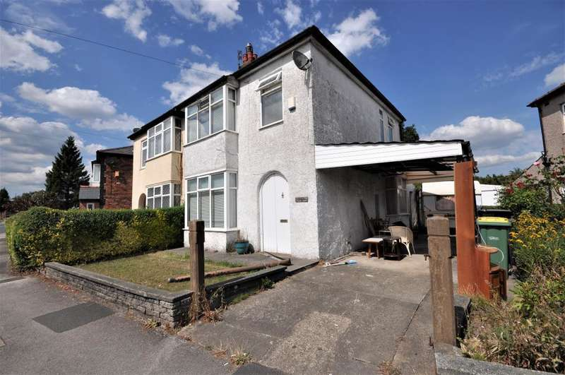 3 Bedrooms Semi Detached House for sale in Tag Lane, Ingol, Preston, Lancashire, PR2 3TX